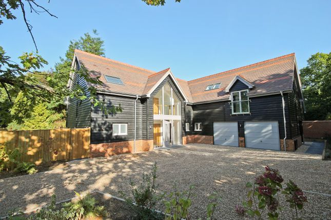Thumbnail Detached house for sale in Sway Road, Brockenhurst