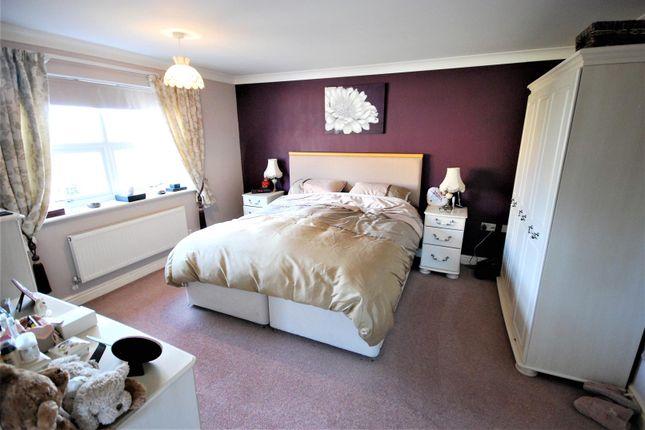 Master Bedroom: of Braybrooks Way, Moulton Chapel, Spalding PE12
