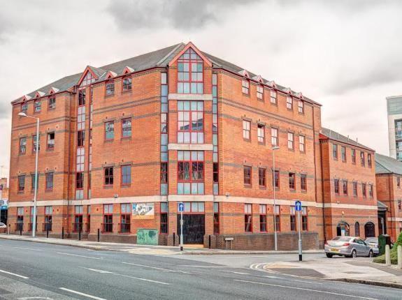Front of Avalon Court, Kent Street, Nottingham, Nottinghamshire NG1