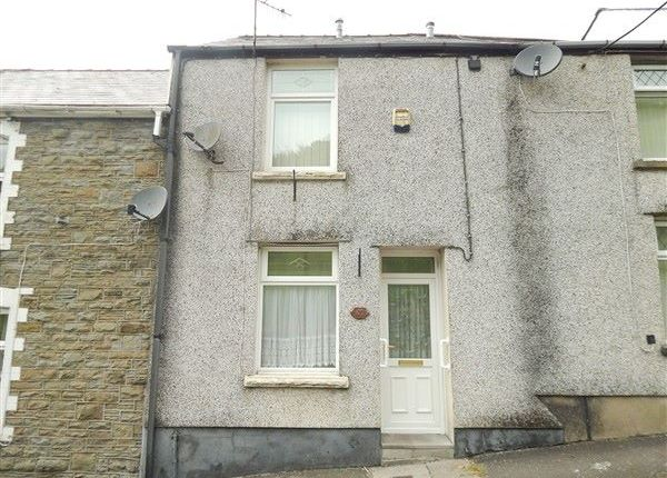 Thumbnail Terraced house for sale in Rhiw Parc Road, Abertillery