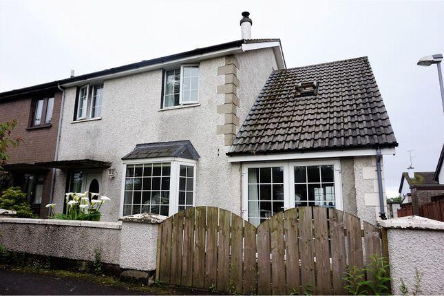 Thumbnail Semi-detached house for sale in Brae Head Road, Nixons Corner, Derry / Londonderry