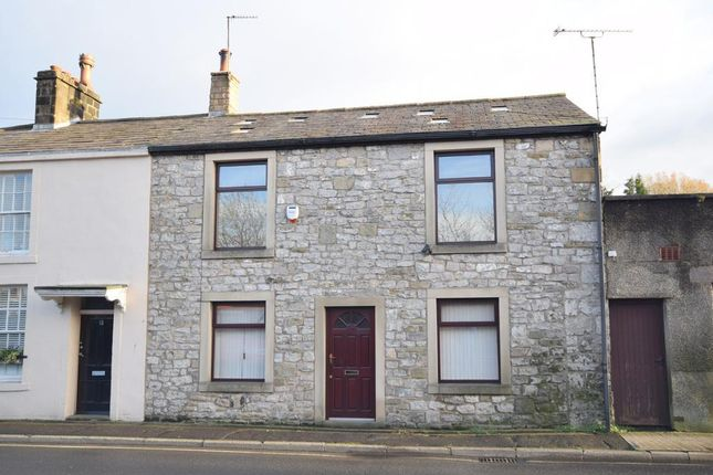 Thumbnail End terrace house to rent in Railway View Road, Clitheroe