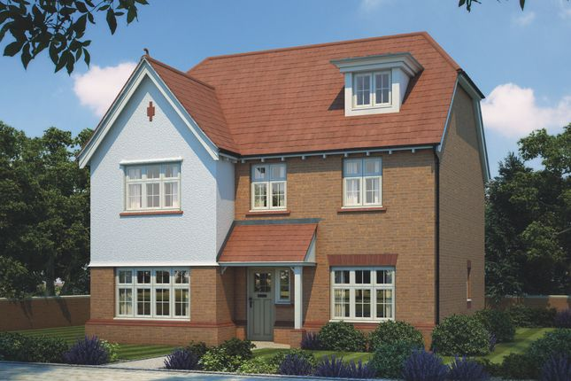 Thumbnail Detached house for sale in Ryarsh Park, Roughetts Road, West Malling, Kent