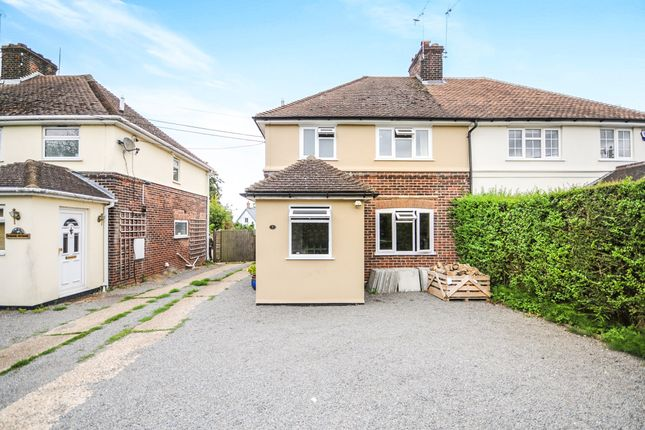 Thumbnail Semi-detached house for sale in Nathans Lane, Edney Common, Chelmsford