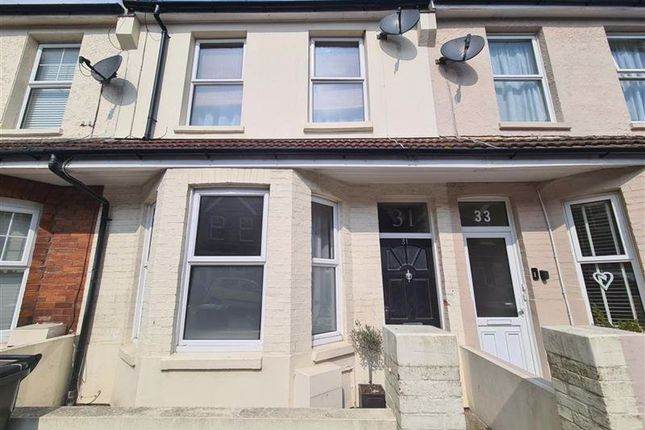 3 bed terraced house to rent in Avondale Road, Eastbourne BN22