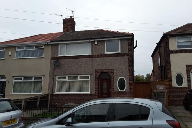 Thumbnail Semi-detached house to rent in Henley Avenue, Seaforth, Liverpool