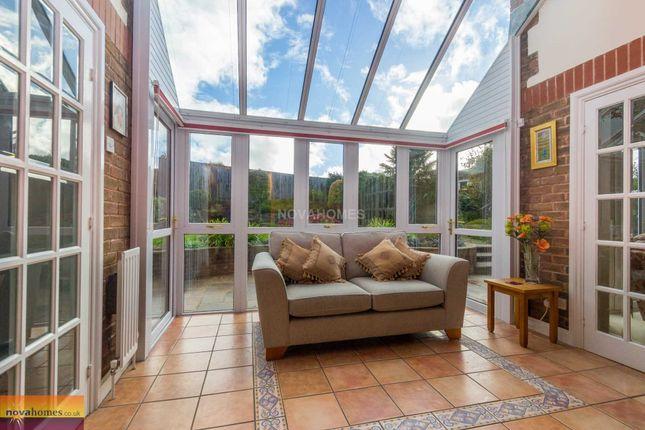 Thumbnail Detached house for sale in Osprey Gardens, Elburton