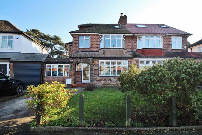 Thumbnail Property for sale in Grange Road, Orpington