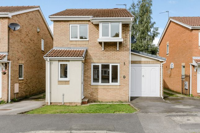 Thumbnail Detached house for sale in Meadow Croft, Doncaster