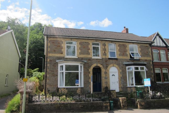 Thumbnail Property to rent in Llantwit Road (19), Treforest, Pontypridd