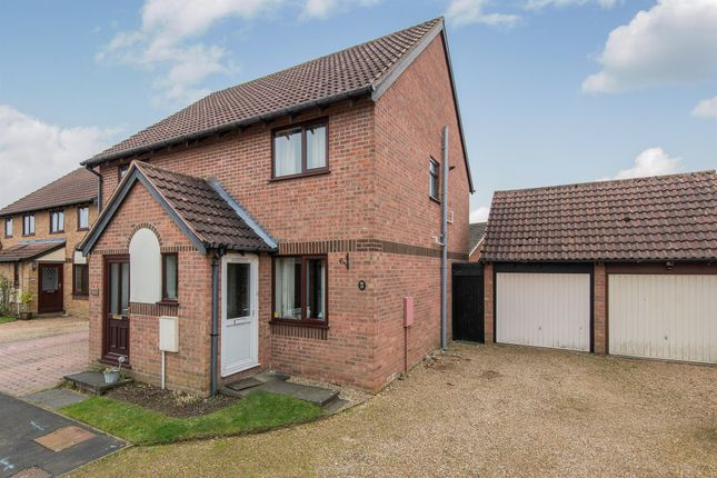 Thumbnail Semi-detached house for sale in St Margarets Drive, Sprowston, Norwich