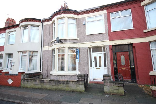 Thumbnail Terraced house to rent in Knoclaid Road, Liverpool, Merseyside