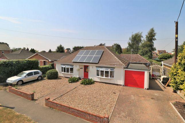 Thumbnail Detached bungalow for sale in Ernest Road, Wivenhoe, Essex