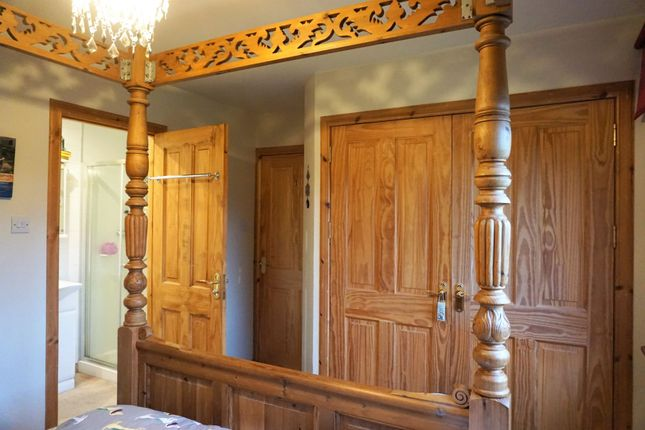 Master Bedroom of Evelix Road, Dornoch IV25