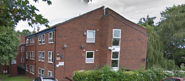 Thumbnail Flat to rent in Trinity Close, Chesterfield