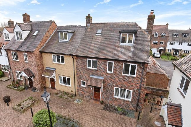 Thumbnail End terrace house for sale in Fishermans Wharf, Abingdon