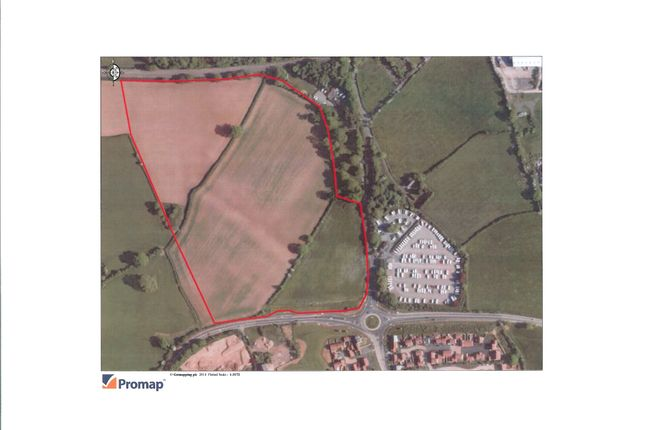Land for sale in Land At Longforth Farm, Wellington