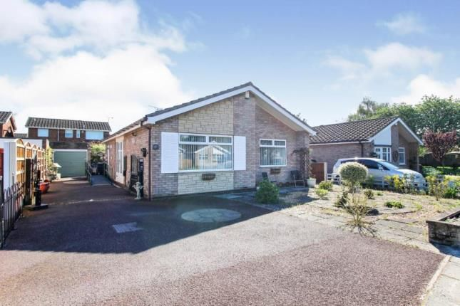 Thumbnail Bungalow for sale in Howden Close, Doncaster