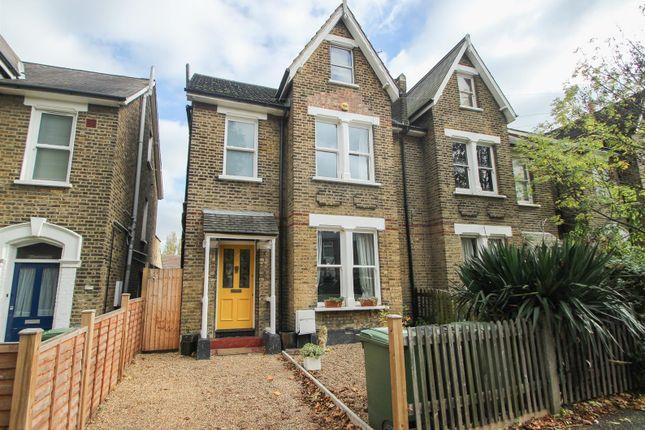 Thumbnail Semi-detached house for sale in Dermody Gardens, London