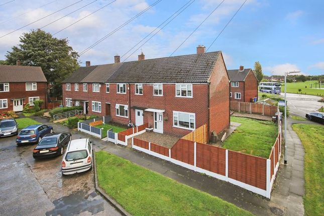 Thumbnail Terraced house for sale in Bedford Grove, Cadishead, Manchester