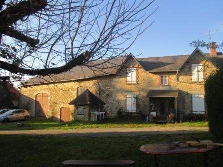 Property For Sale La Porcherie France