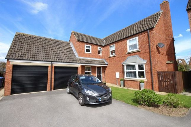 Detached house for sale in Constantine Crescent, Crossgates, Scarborough