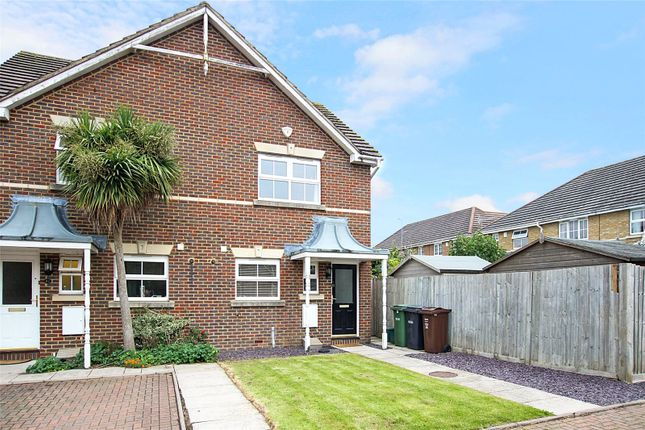 2 bed semi-detached house for sale in Puddingstone Drive, St. Albans, Hertfordshire