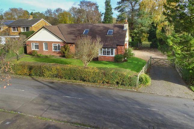Thumbnail Detached house for sale in Burcott Lane, Bierton, Aylesbury