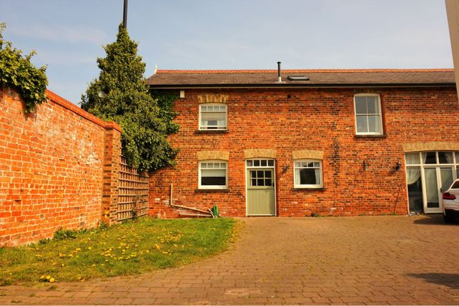 Thumbnail Link-detached house for sale in Malton Road, York