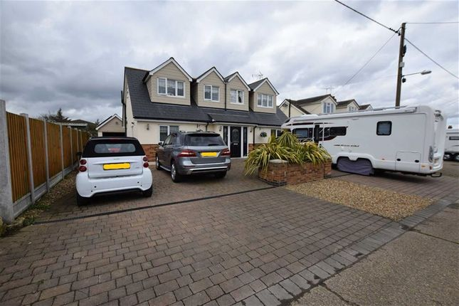 Thumbnail Detached house for sale in Martindale Avenue, Noak Bridge, Nr Billericay, Basildon, Essex