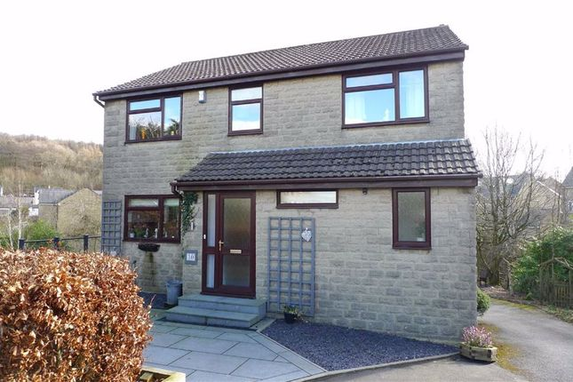 Thumbnail Detached house for sale in Brookside Grove, Buxton, Derbyshire