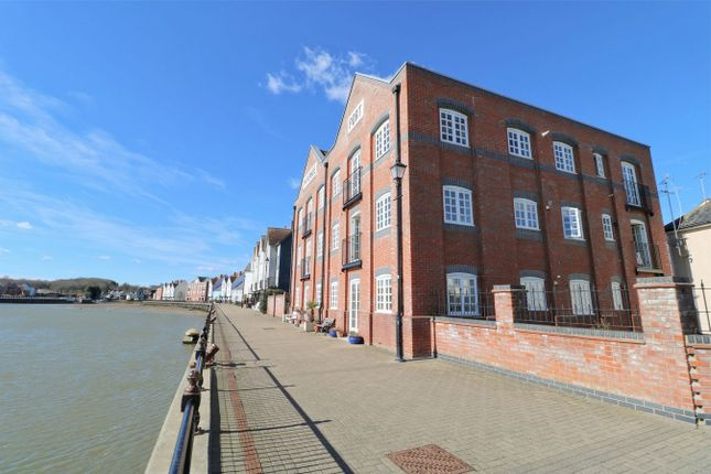 Thumbnail Flat for sale in The Shipwrights, Wivenhoe, Colchester, Essex