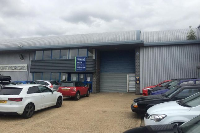 Industrial to let in 32B Wensum Point, Whiffler Road, Norwich