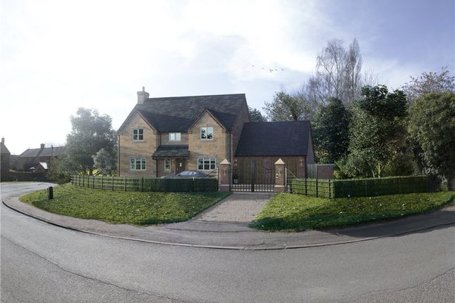 Thumbnail Detached house for sale in Main Street, Great Brington, Northampton, Northamptonshire