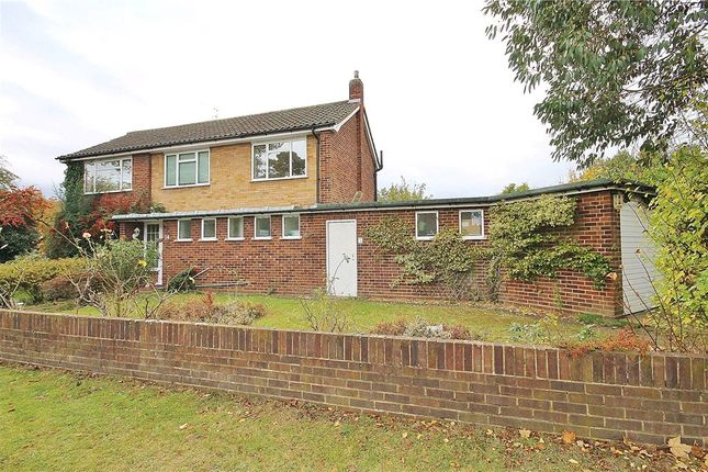 Thumbnail Detached house for sale in Furzewood, Sunbury-On-Thames, Middlesex