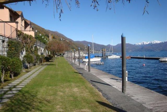 Thumbnail Apartment for sale in Yachting Residence, Ghiffa, Lake Maggiore