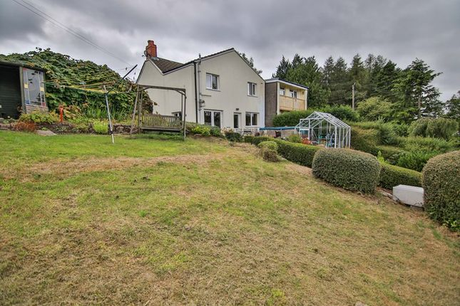 Thumbnail Semi-detached house for sale in Darenfelen, Llanelly Hill, Abergavenny