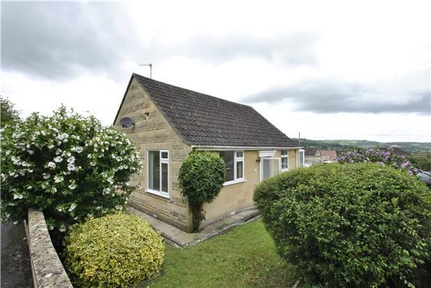 Thumbnail Semi-detached bungalow for sale in Holcombe Close, Bathampton, Somerset