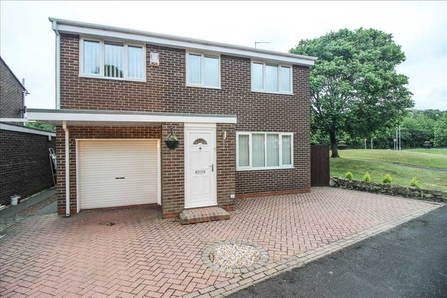 Thumbnail Detached house to rent in Huntingdon Drive, Eastfield Glade, Cramlington