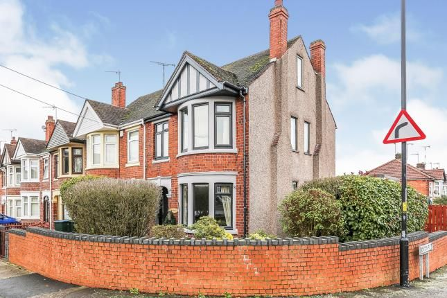4 bed end terrace house for sale in Clovelly Road, Wyken, Coventry, West Midlands CV2