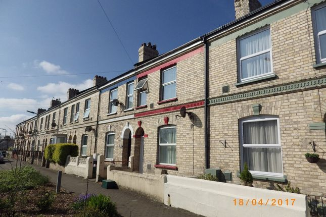 Thumbnail Detached house to rent in Fort Terrace, Barnstaple