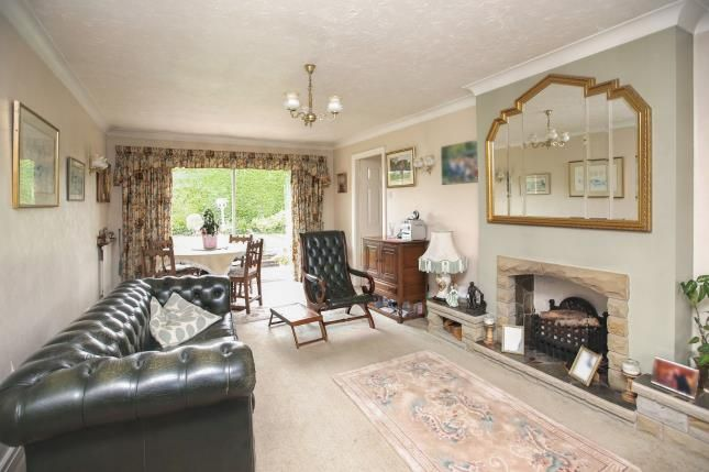 Lounge of Marchbank Drive, Cheadle, Greater Manchester SK8