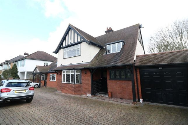 Thumbnail Detached house for sale in Albury Walk, Cheshunt, Hertfordshire