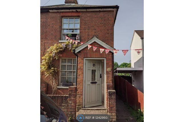 2 bed terraced house to rent in Langborough Road, Wokingham RG40