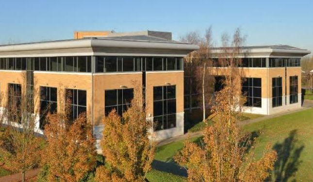 Office to let in 3400 Lakeside, Cheadle Royal Business Park, Cheadle