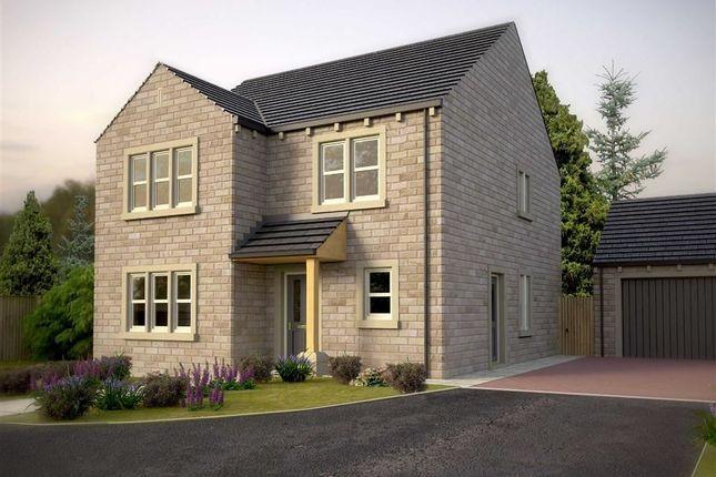 Thumbnail Detached house for sale in Plot 3, Laund Croft, Salendine Nook