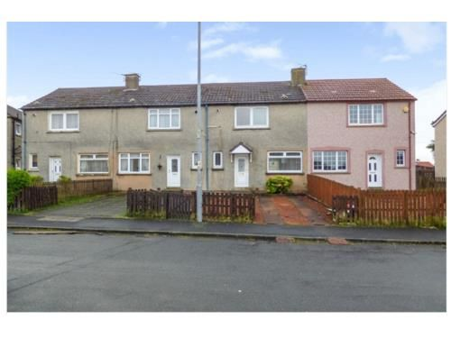 Thumbnail Terraced house to rent in Gair Cresent, Wishaw