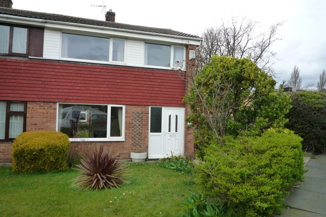 Thumbnail Semi-detached house to rent in Marston Court, Castleford