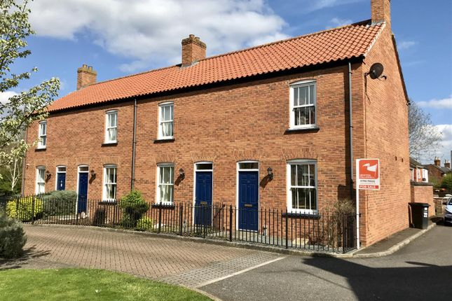 Thumbnail Semi-detached house for sale in Pooles Lane, Spilsby