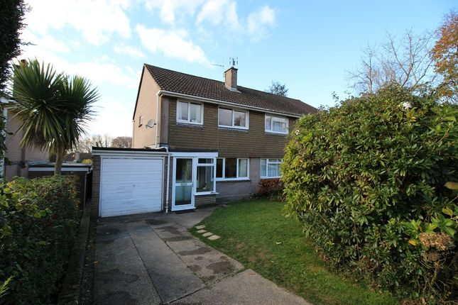 3 bed semi-detached house for sale in Fernhill Close, Ivybridge